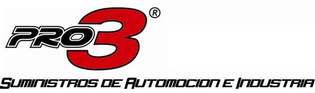 pro3quimica | Suministros de automoción e industria. Soria Logo